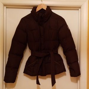 Like New! Abercrombie Down Coat